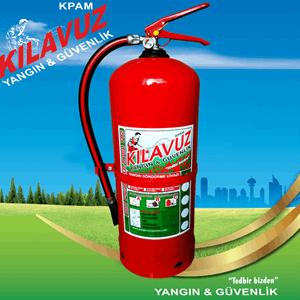 12 Kg Köpüklü Yangın Söndürme Cihazı