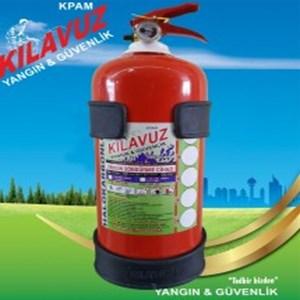2 Kg Halokarbon Gazlı Yangın Söndürme Cihazı (HFCfa236 Gazlı)