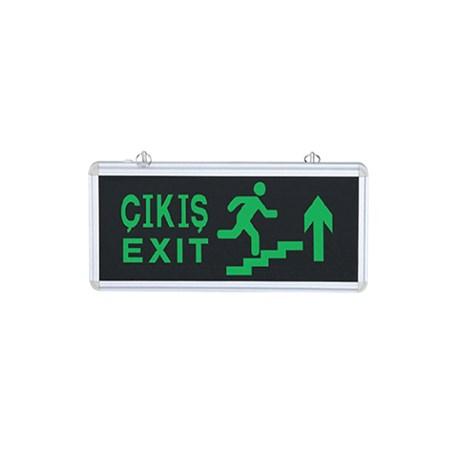 Exit (Çift Yönlü - Yukarı Merdivenli )