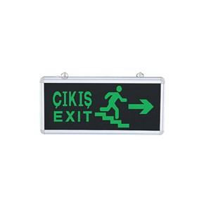 Exit (Çift Yönlü - Sağ Sol Merdivenli )